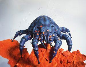 Ácaros formiga