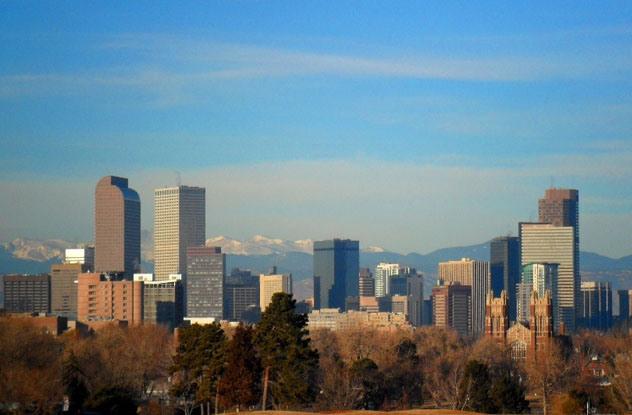 Denver cidade