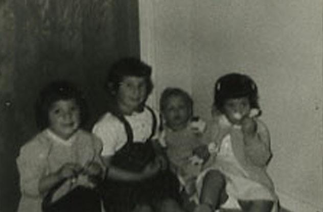 crianças radiação