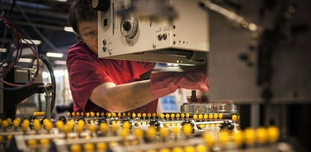 Fábrica na Dinamarca perderá 380  lego