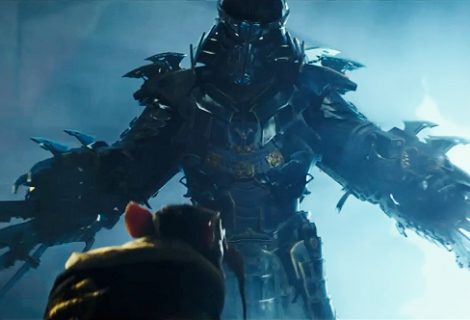 Visual do Destruidor em novo filme das Tartarugas Ninjas é revelado