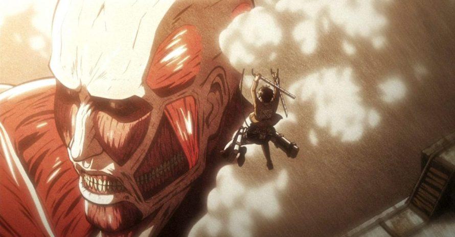 Attack On Titan: nova versão do titã colossal é mostrada no anime