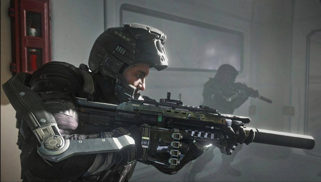 Call of Duty Advanced Warfare-Advanced Arsenal
