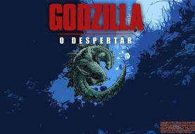 "Graphic Novel ""Godzilla – O Despertar"" será lançada no Brasil"