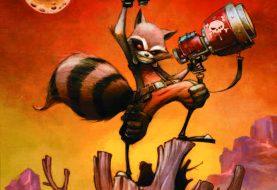 Rocket Raccoon # 1 bate recorde de pedidos