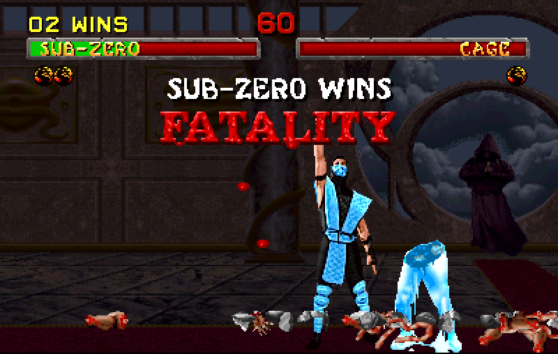 Sub-Zero Fatality