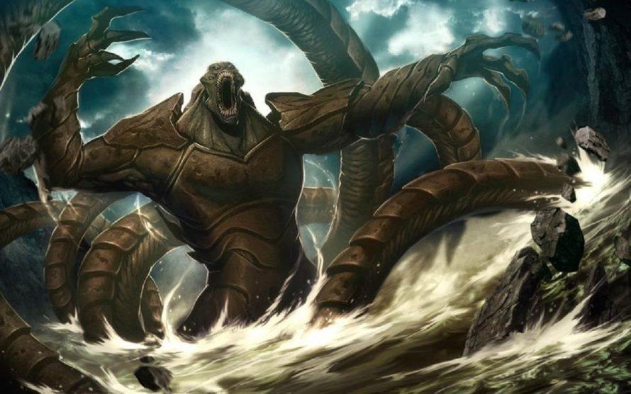 10 monstros da mitologia que você não quer encontrar