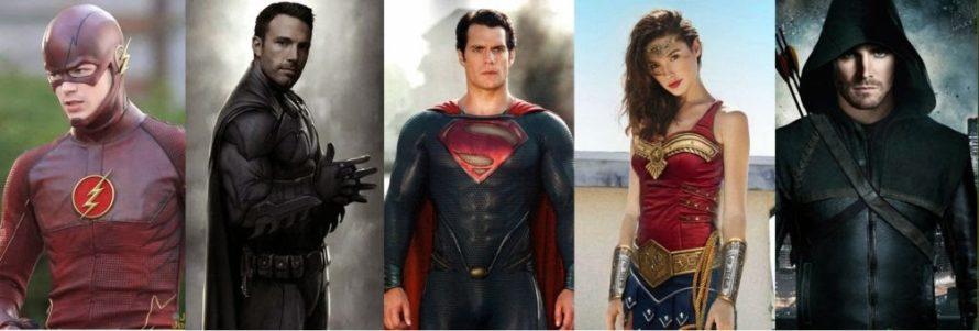 10 fatos que esperamos acontecer no Universo Cinematográfico da DC