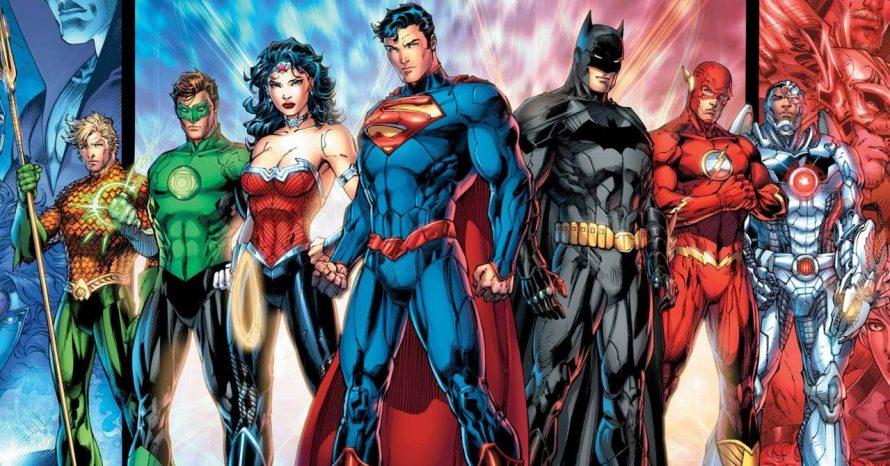 DC monta a maior Liga da Justiça de todos os tempos nos quadrinhos