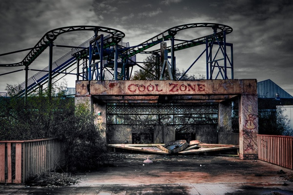 Cool Zone abandoned 1