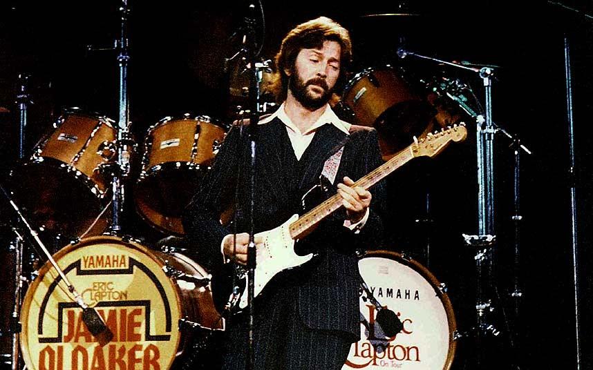 "Guitarra ""Blackie"" – Stratocaster Híbrida de Eric Clapton"