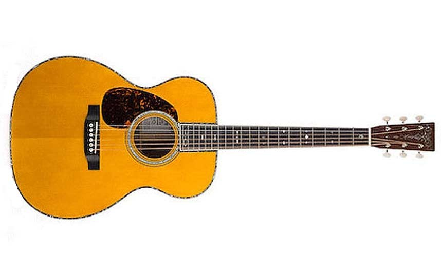 Guitarra CF Martin & Co (1939) de Eric Clapton 6