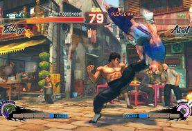 Jogador de Street Fighter projeta game em prédio durante quarentena