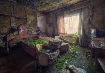 10 lugares abandonados realmente assustadores