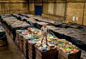 Brasileiro tem a maior coleção de discos de vinil do mundo