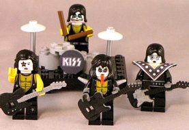 Bandas famosas na versão Lego