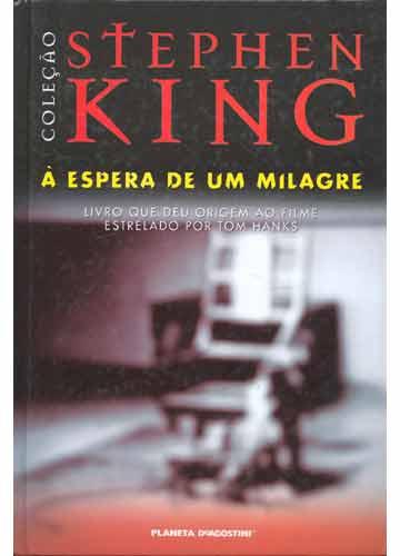 À_Espera_de_um_Milagre_(livro)