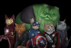 Heróis e vilões na versão felinos