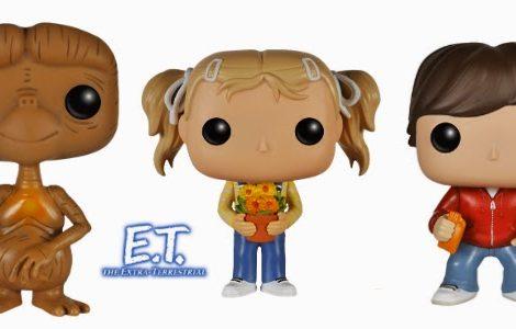 Bonecos fofos de E.T. O Extraterrestre
