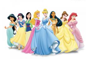 Princesas da Disney transformadas em pedras