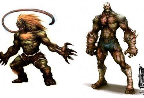 Street Fighter Zumbi, é de arrepiar