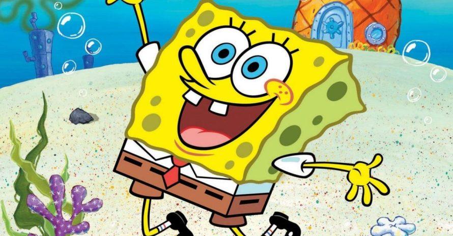 Bob Esponja ganhará nova série focada em sua infância
