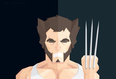 Ilustrações iradas de X-Men