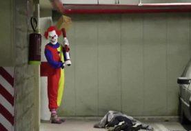 O Palhaço Assassino voltou em uma nova pegadinha aterrorizante