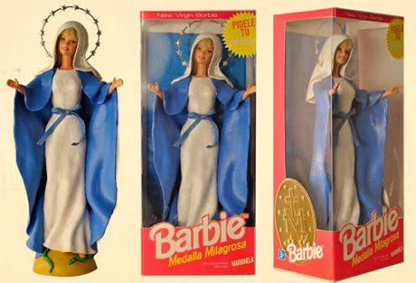 Conheça as polêmicas Barbies religiosas