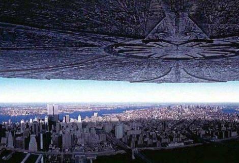 Todas as naves espaciais da ficção em uma única imagem