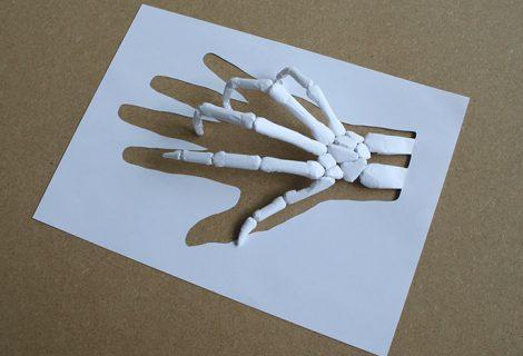 Descubra o que é possível fazer com uma simples folha de papel