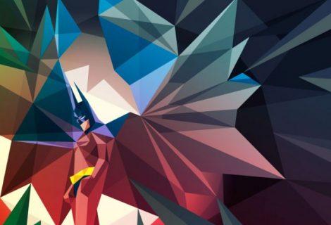 Liam Brazier transforma geometria em ícones da cultura pop