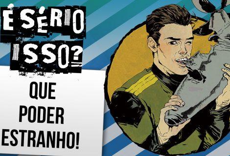 10 personagens dos quadrinhos com poderes estranhos