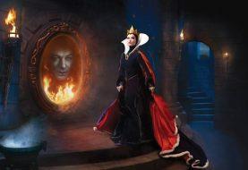 Disney e as recordações por Annie Leibovitz