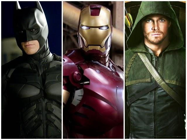 Os 8 super-heróis mais ricos do mundo