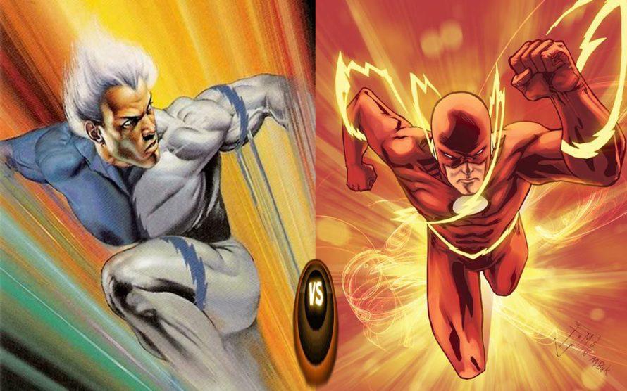 Flash, Mercúrio e Sonic, quem é o mais rápido?