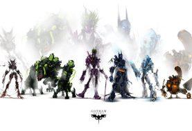 Heróis e vilões robotizados