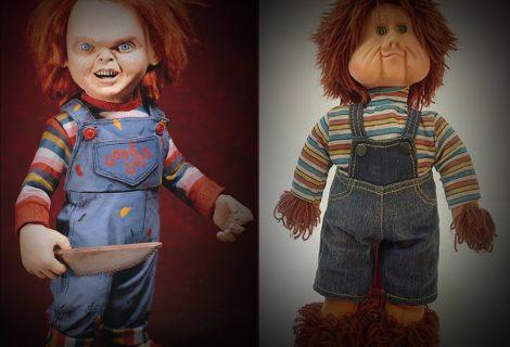 Os brinquedos mais assustadores de todos os tempos