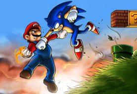 Mario vs Sonic: uma batalha mortal