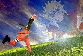Por que os ninjas em Naruto correm com os braços para trás?