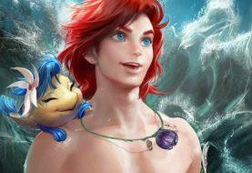 Personagens da Disney trocam de gênero