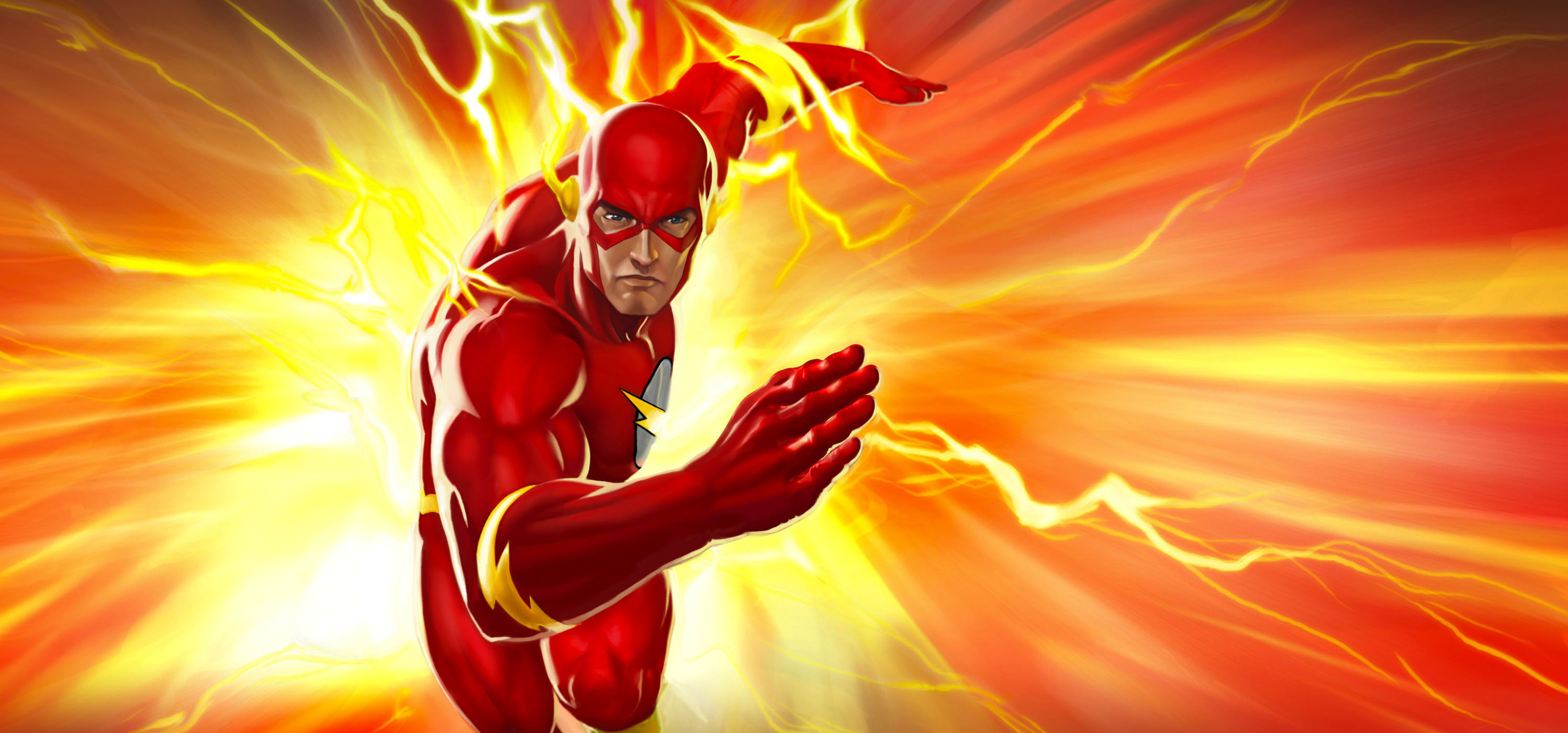10 curiosidades sobre o flash que voc n o sabia ei nerd for Disegni di flash