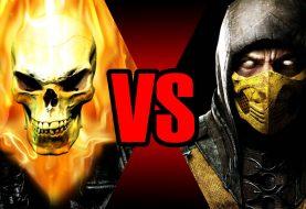 Duelo de titãs: Motoqueiro Fantasma x Scorpion