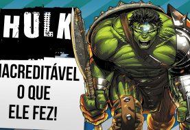 Os 11 momentos mais fortes do Hulk