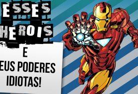 Poderes idiotas de super-herois famosos