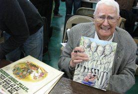 Jack Davis anuncia aposentadoria aos 90 anos