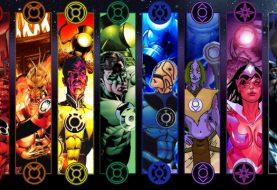 Todas as tropas dos Lanternas que existem