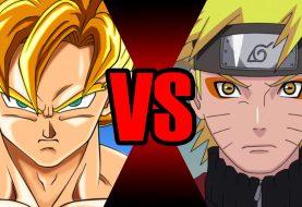 Goku vs Naruto em uma batalha mortal