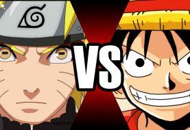 Naruto VS Luffy em uma batalha mortal