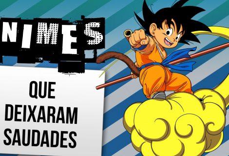 Os animes que marcaram época